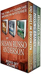 Fina Fitzgibbons Brooklyn Mystery Box Set (The Fina Fitzgibbons Brooklyn Mysteries)