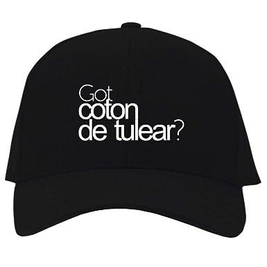 Idakoos Got Coton De Tulear? Bold Gorra De Béisbol: Amazon.es ...