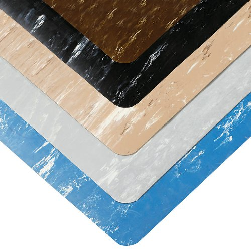 Notrax Marble Sof-Tyle Anti-Fatigue Mat - 4X75' - 1