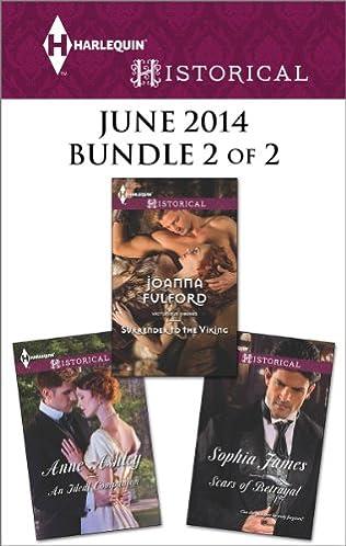 book cover of Harlequin Historical June 2014 - Bundle 2 of 2