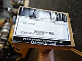 in Box Versa 5-Port VZI-4502 Manual Valve 4-Way
