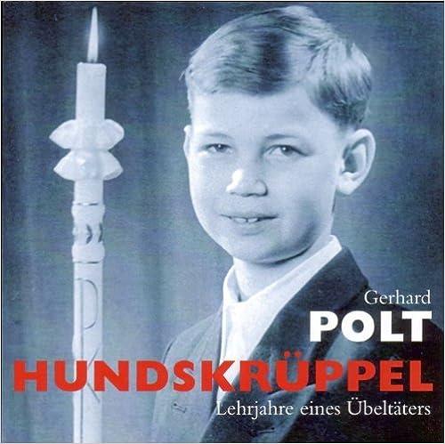 cd von comedy kabarett kuenstler Hundskrueppel, 1 Audio-CD von Gerhard Polt