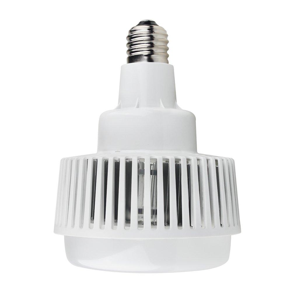 100W UFO High Bay LED Light, Mogul Base E39 LED Bulbs, 5000K Daylight Shop Lamp, Brightness 13000lumen Equivalence of 250W - 400W Metal Halide HPS HID for Barn Warehouse Garage Ceiling Area Lighting