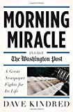 Morning Miracle, Dave Kindred, 0385523564
