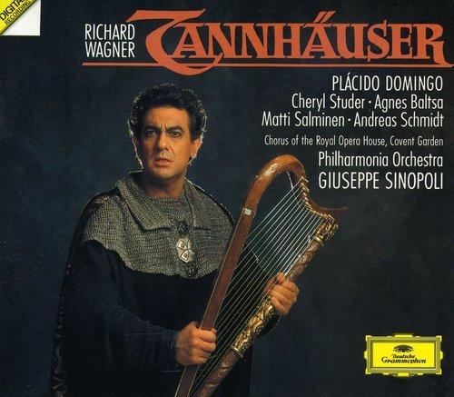 CD : Placido Domingo - Tannhauser (3PC)