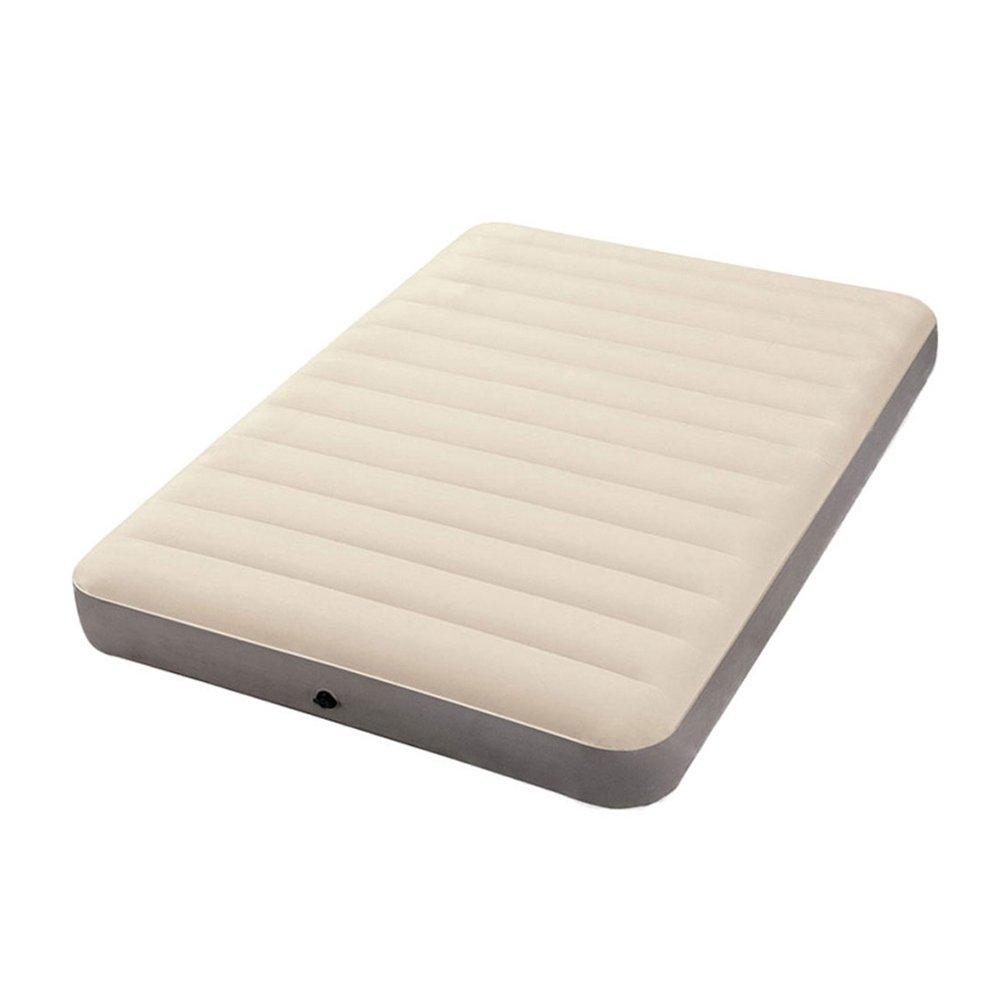 HPLL Aufblasbares Bett Vier Jahreszeiten Verfügbar Aufblasbares Bett Eingebaute Linie Pull Aufblasbare Outdoor Tragbare Aufblasbare Bett Camping feuchtigkeitsdichten Luft Bett