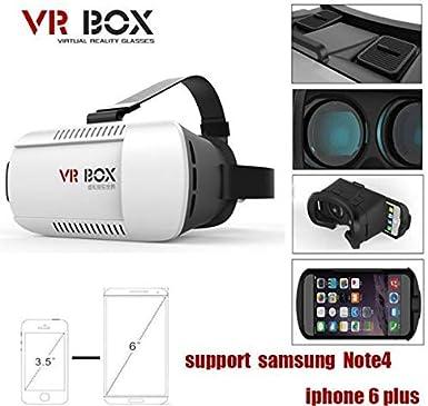22ac173f5 نظارات VR BOX 3D مع ريموت: Amazon.ae: E-winner