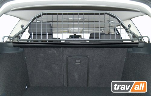 Travall Guard for Volkswagen Passat Wagon (2005-2015) and Volkswagen Passat Alltrack (2012-15) TDG1240 - Rattle-Free Luggage and Pet Barrier