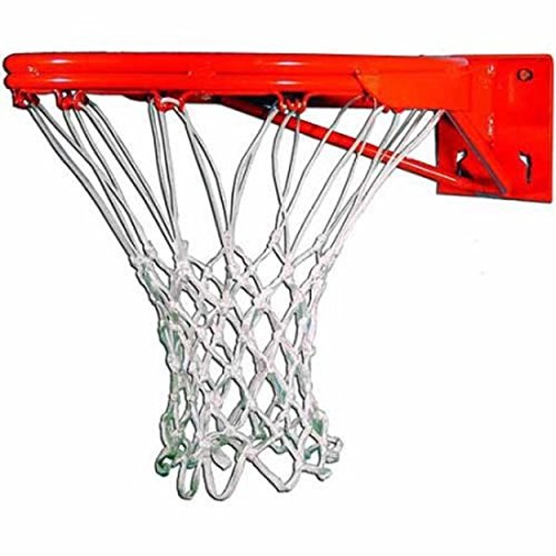 Heavy Duty Official Size Double Steel Basketball Rim by Trigon Sports