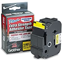 BRTTZES661 - Brother TZ Extra-Strength Adhesive Laminated Labeling Tape