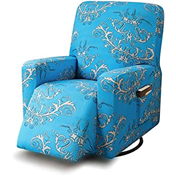 Amazon Com Tikami Stretch Recliner Chair Covers With