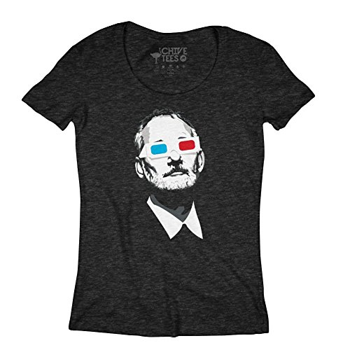chive-tees-womens-official-bill-murray-3d-t-shirt-medium-tri-charcoal