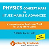 Butterfly Fields - Physics Concept Map Book For IIT JEE MAIN & ADVANCED