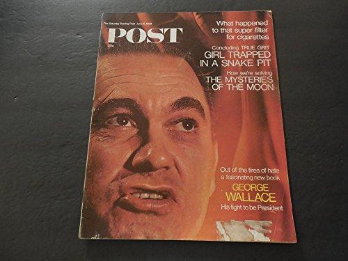 Sat Even Post Jun 15 1968 Filter Cigarettes (Gasp What's Next? Tang?)