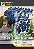 Advanced Microsoft Access 2013 Training [Online Code]