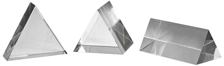 美品  3-PC Set B071KRF63W Trio Sculpture Set Clear in Clear B071KRF63W, ドッグカフェハーズ:a6b1a203 --- mrplusfm.net