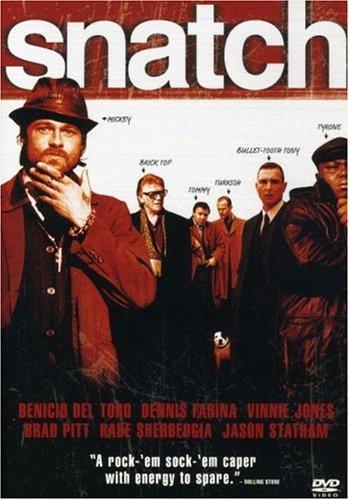 Snatch (Widescreen Edition) (Movies On Dvd Brad Pitt)