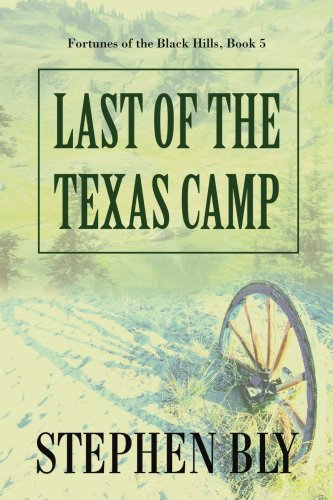 Book cover for Last of the Texas Camp