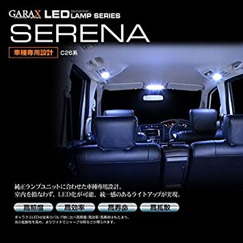 Amazon.com: garax LED Mapa Lámparas C26 Serena C26 – 001 ...