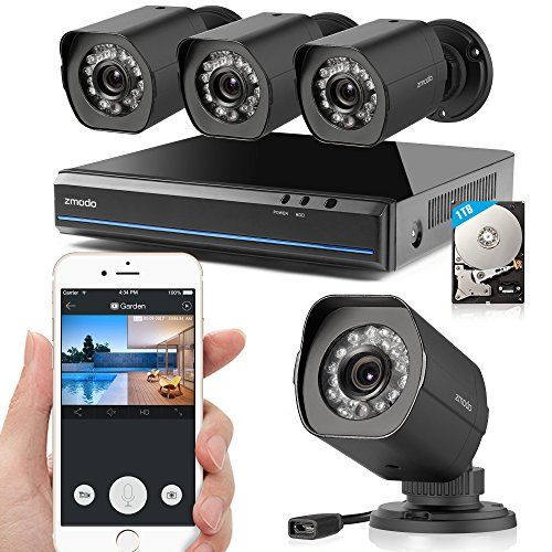 Zmodo Channel Security Camera System product image