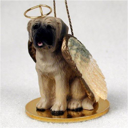 Mastiff Ornaments - Mastiff Angel Dog Ornament by Conversation Concepts