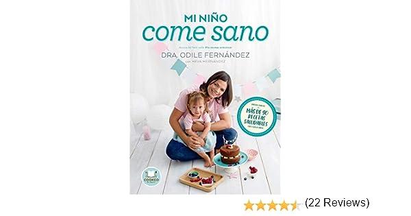 Mi niño come sano (Cooked by Urano) eBook: Fernández, Odile ...