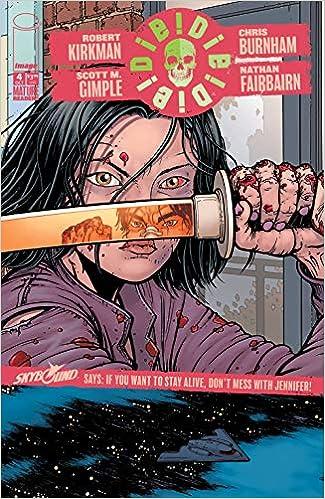 ~ VF//NM Book 2018 IMAGE Comics #4 DIE!DIE!DIE