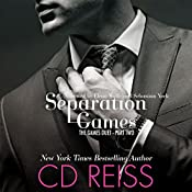 Separation Games: The Games Duet, Book 2 | CD Reiss