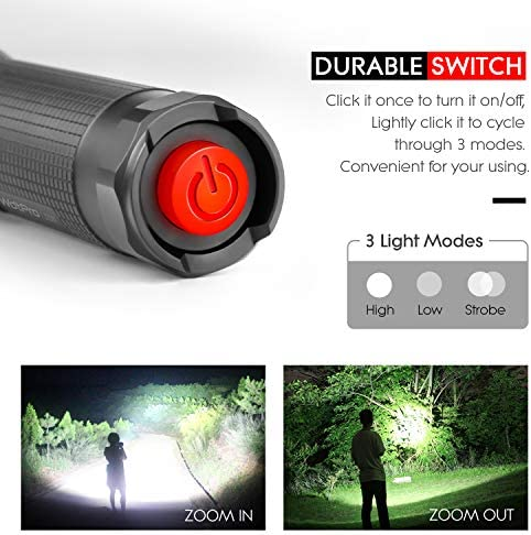 Convoy flashlight store _image3