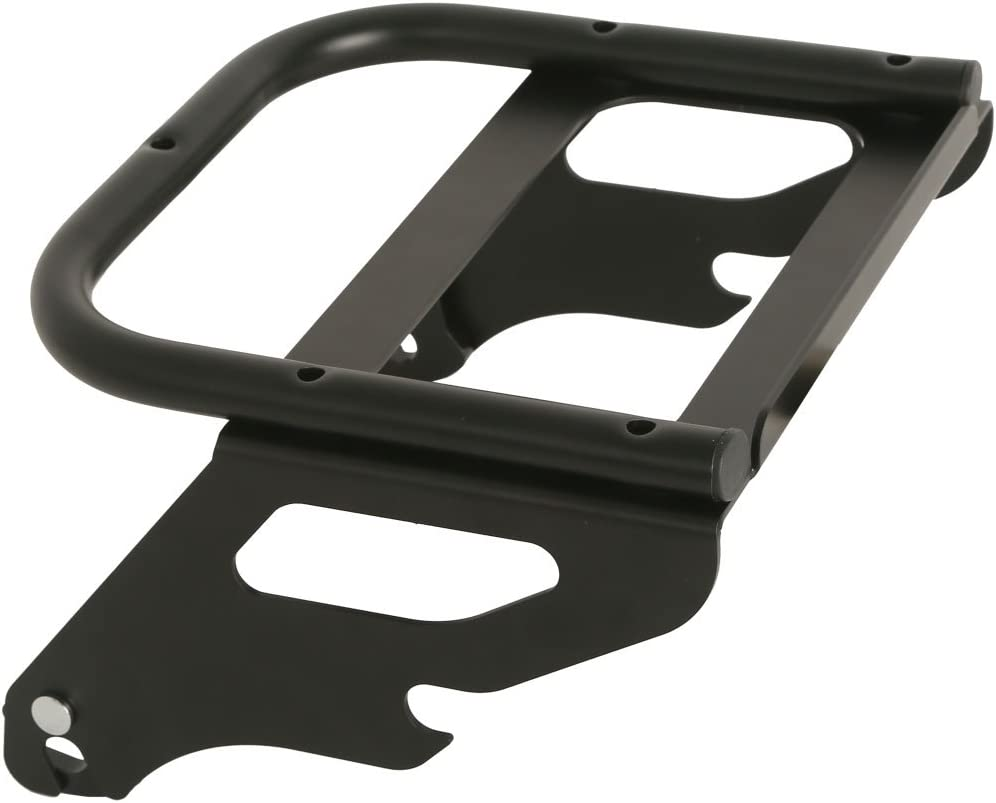 XMT-MOTO Detachable Solo Tour pack Rack For Harley CVO Road King Street Glide 97-08