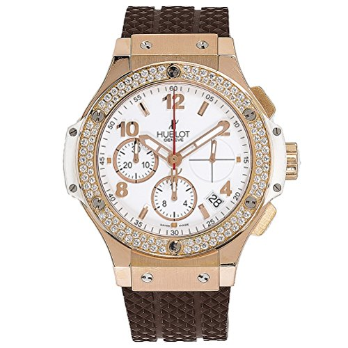 Hublot Big Bang automatic-self-wind womens Watch 341.PE.2010.RW.1104 (Certified Pre-owned)