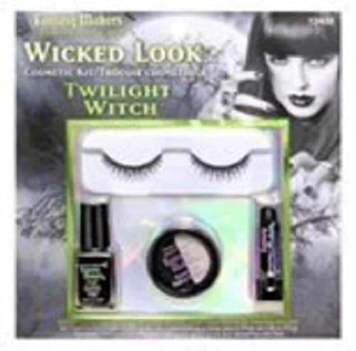 Fantasy Makers Wicked Look Cosmetic Kit for Halloween (Twilight Witch # 12432)