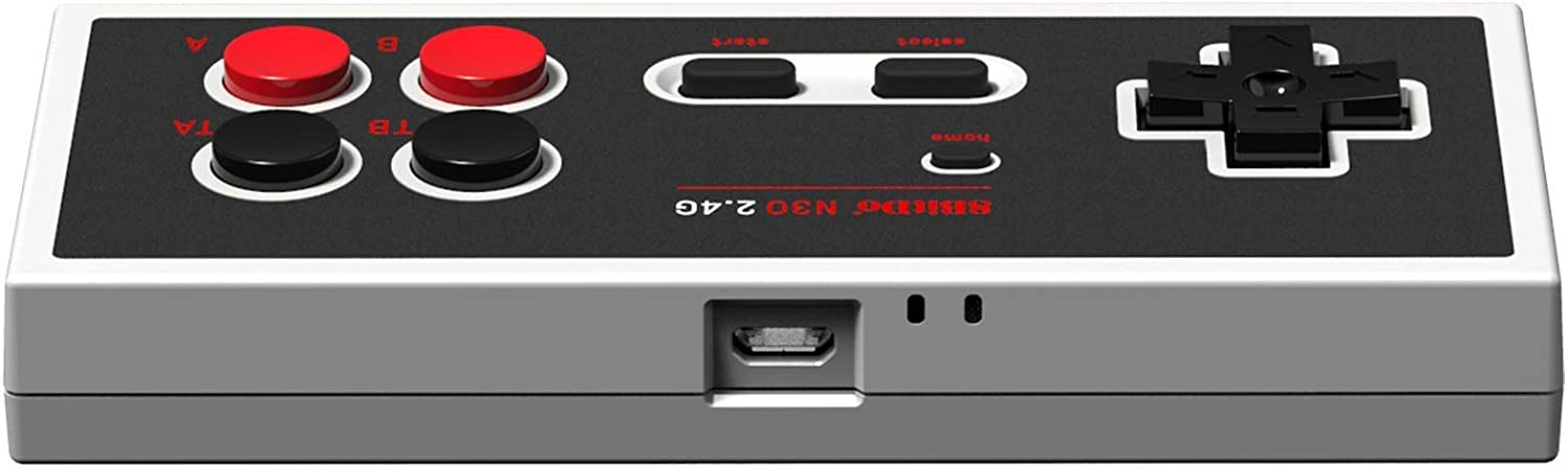 8Bitdo N30 2 4G Wireless Gamepad for NES Classic Edition