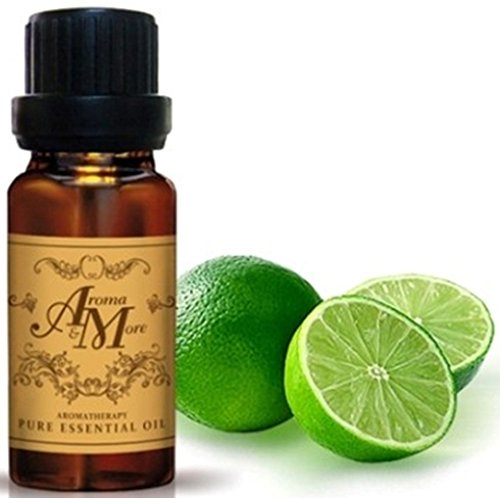 Nutmeg Gravel (Lime Essential Oil 100% (Mexico) (Citrus aurantifolia) (Citrus Scent) 100 ml (3 1/3 Fl Oz)-Health)