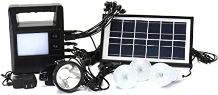 LIUXING Cargador de Panel Solar portátil Panel Solar portátil ...