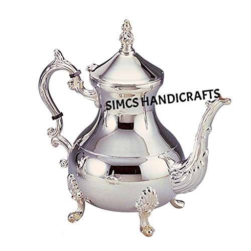 chrome teapot - 2
