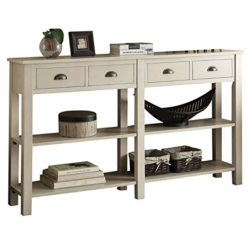 72 inch console table - 2
