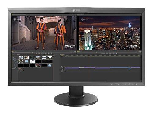 """EIZO CG318-4K-BK ColorEdge Professional Color Graphics Monitor 31.1"""" Black"""