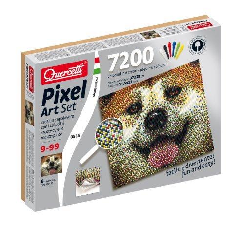 Quercetti Pixel Dog Pixel [並行輸入品] Art Set B0755Z8ZDV [並行輸入品] B0755Z8ZDV, 丹後ちりめん歴史館 mayuko shop:a1185f03 --- ijpba.info