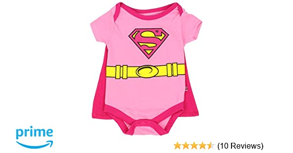 Tiny Superwoman Supergirl Girl Bodysuits Babygrow Funny Baby Shower Gift Cotton