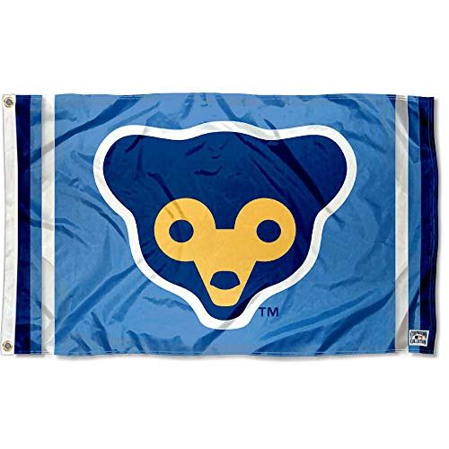 - Wincraft Chicago Cubs Retro 70s Logo Flag and Banner