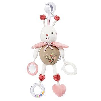 Activity Spieltier Eule Babyspielzeug Rasseln Greiflinge Softbeißer Rassel Baby Baby