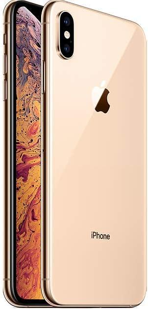 Apple iPhone XS Max, 64GB, Gold - For Verizon (Renewed)