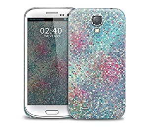 cuben triangles Samsung Galaxy S4 GS4 protective phone case