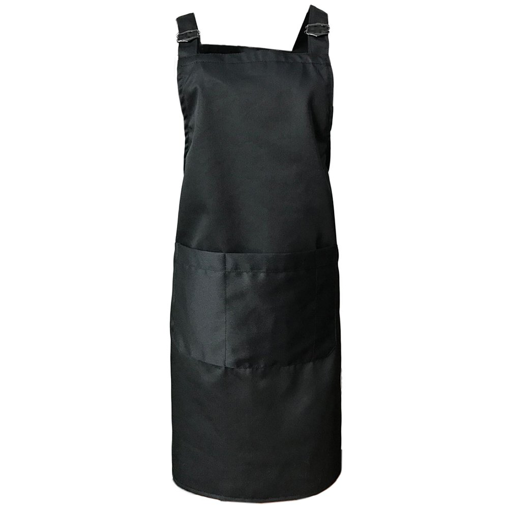 Feicuan Restaurant Waiter Apron Adjustable Chef Cooking Bib Homewear Waterproof Cotton Aprons Guangzhou Ake Information Technology Co. LTD