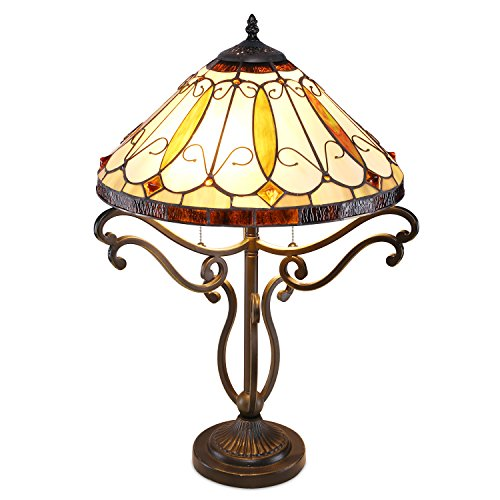 Arroyo Tiffany Style Table Lamp