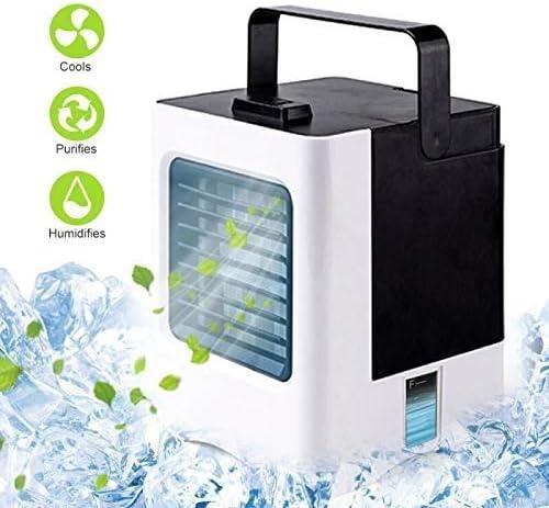 HELIn Mini refrigerador de aire portátil USB Refrigerador de agua ...