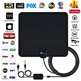 Antenna TV Digital HD indoor - 2019 Newest Digital Antenna for HDTV 120