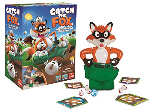 Catch The Fox Collect