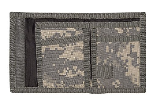 Boys Acu Digital Camo (Rothco Commando Wallet, Acu Digital Camo)